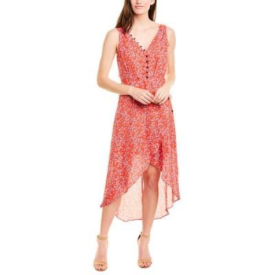 アドレイン ラエ ワンピース トップス レディース Adelyn Rae Midi Dress hibiscus & multicolor