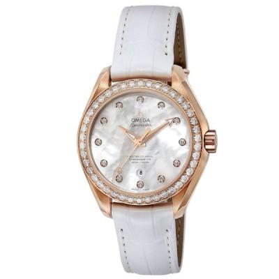 オメガ OMEGA シーマスター アクアテラ レディース 腕時計 231.58.34.20.55.003 ブランド