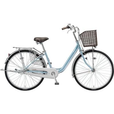 送料無料 ブリヂストン 自転車 カルーサ  CR40T MXプレシャススカイ