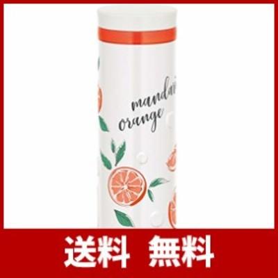 サーモス 水筒 真空断熱ケータイマグ スクリュータイプ オレンジホワイト 500ml JNO-502G ORWH