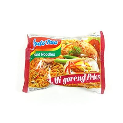 インスタント麺(激辛ミーゴレン) / 80g 世界の食材 中華とアジア食材