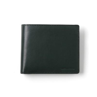 BAG MANIA / mila schon(ミラ・ショーン)CALF LEATHER 二つ折り財布 MEN 財布/小物 > 財布