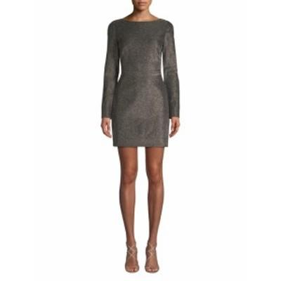 ダイアンフォンファステンバーグ レディース ワンピース Shimmering Mini Dress