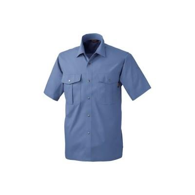桑和SOWA 春夏作業着 537 半袖シャツ