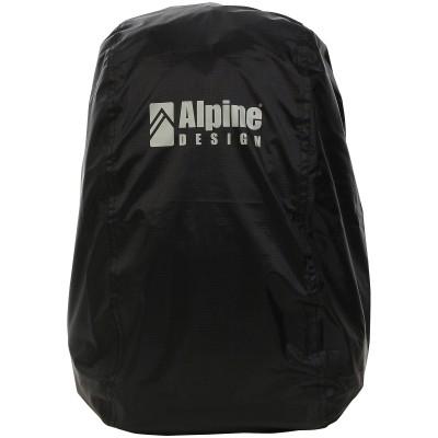 Alpine DESIGN (アルパインデザイン) ザックカバー 20-30 FREE BLK ADA-Y20-014-053 BLK