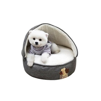 ChenCheng Dog Bed pet House cat Dog House Kennel Puppies Sleeping Bag Warm pet Supplies - Detachable Cleaning/Moisture-Proof Thickening Pet