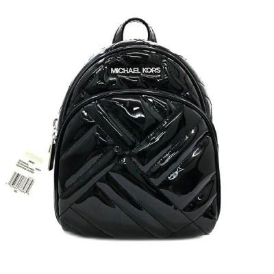 マイケルコース ミニリュック 黒 35T0SAYC8L 未使用 展示品 キルティング エナメル Sランク MICHAEL KORS