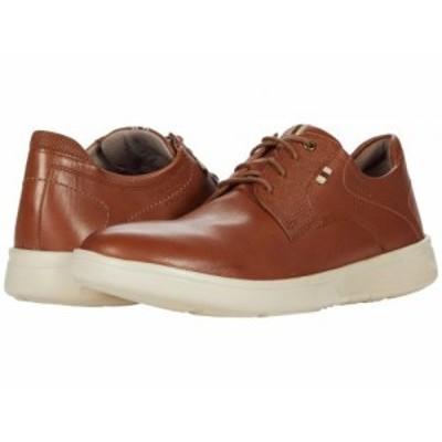 Rockport ロックポート メンズ 男性用 シューズ 靴 オックスフォード 紳士靴 通勤靴 Caldwell Plain Toe Oxford Tan Leather【送料無料】