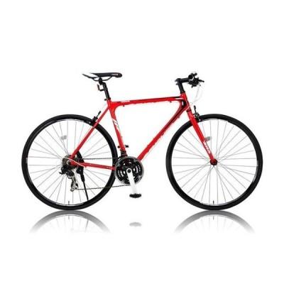 CANOVERR カノーバ— クロスバイク CAC-021 VENUS レッド 代引不可