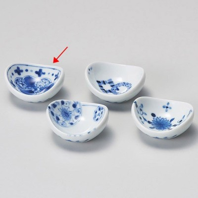 和食器 カ084-457 梅祥瑞豆小鉢