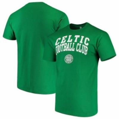 Levelwear レベルウェア スポーツ用品  Levelwear Celtic Green Arch Cotton T-Shirt