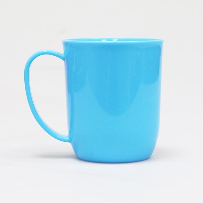K376-2多彩漱口杯-藍