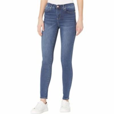 ニコルミラー Nicole Miller New York レディース ジーンズ・デニム スキニー ボトムス・パンツ Knit Denim Cuff Skinny Jeans West Side