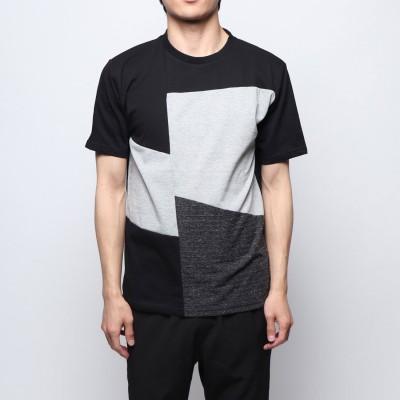 イグニオ IGNIO メンズ 半袖Tシャツ MTCイソザイキリカエTSS