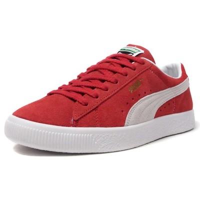 Puma SUEDE VTG HIGH RISK RED/PUMA WHITE (374921-06)