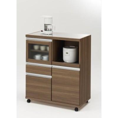 食器棚 おしゃれ 北欧 激安 完成品 キッチン 収納 棚 ラック 木製 レンジ台 ロータイプ コンパクト ミニ 調味料 小型 小さいサイズ 一人