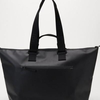 レディース アクセサリー TOLJA - Tote bag - black