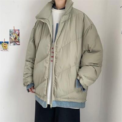 メンズ 中綿コート 中綿ジャケット 綿入れ ダウンコート カジュアル 防寒 アウトドア 上着 男子 アウター