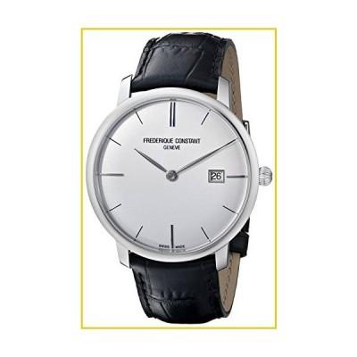 Frederique Constant Men's FC306S4S6 Slim Line Slim Line Mens Silver Dial Automatic Watch並行輸入品
