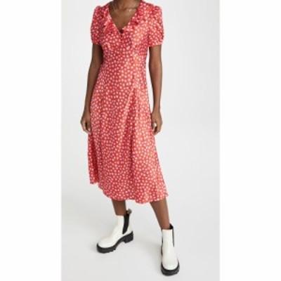 マーク ジェイコブス The Marc Jacobs レディース ワンピース ワンピース・ドレス The Love Dress Red