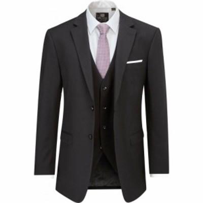 スコープス Skopes メンズ スーツ・ジャケット アウター Newbury Suit Jacket Black