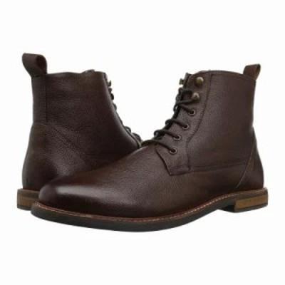ベンシャーマン ブーツ Birk Plain Toe Boot Brown
