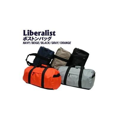 リベラリスト ナイロンボストンバッグ LL-305 ショルダーベルト付き(ui0a016)