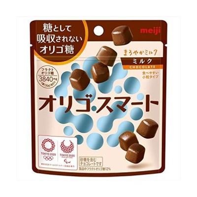 明治 オリゴスマートミルクチョコレートパウチ 32g ×10袋