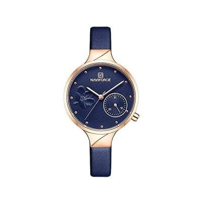 特別価格benyarレディース腕時計防水Cute Bee Ladies Watchesレザーストラップビジネスカジュアル5118l Pink Silver W好評販売中