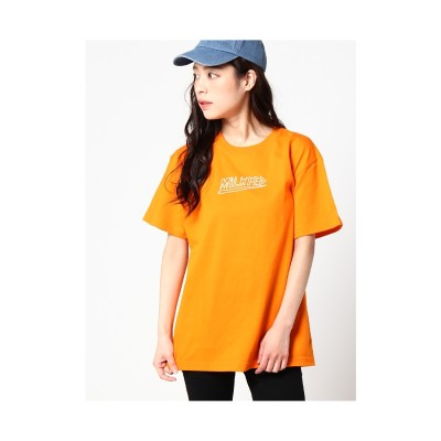 ミルクフェド MILKFED. S/STEEHEAVYMETAL (ORANGE)