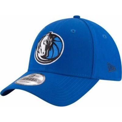 ニューエラ メンズ 帽子 アクセサリー New Era Men's Dallas Mavericks 9Fifty Adjustable Snapback Hat -