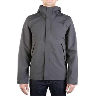 ノースフェイス メンズ ジャケット・ブルゾン アウター The North Face Men's Apex Flex DryVent Jacket TNF Dark Grey Heather
