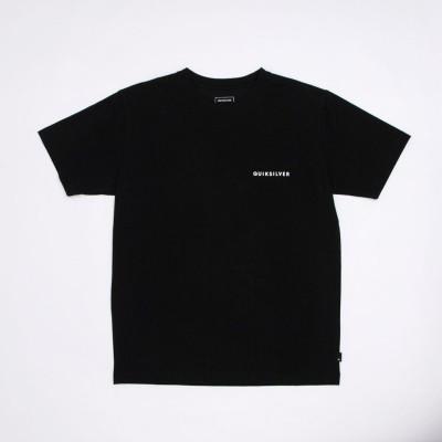 クイックシルバー QUIKSILVER QUIKSILVER/クイックシルバー Tシャツ QST212645M (ブラック)