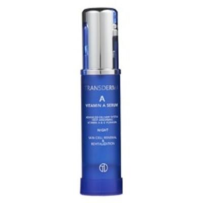 トランスダーマA ビタミンAセラム 30mL (国内正規品) トランスダーマ 美容液 レチノール ビタミンA 配合 無香料 無着色 ノンオイル