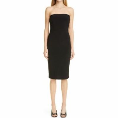 ノーマ カマリ NORMA KAMALI レディース ワンピース ワンピース・ドレス Strapless Sheath Dress Black
