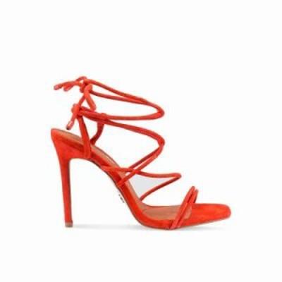 トップショップ サンダル・ミュール Rebel Strappy Heel Sandals Red