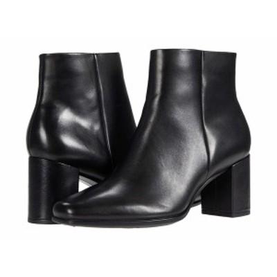 エコー レディース ブーツ&レインブーツ シューズ Shape 60 Squared Ankle Bootie Black