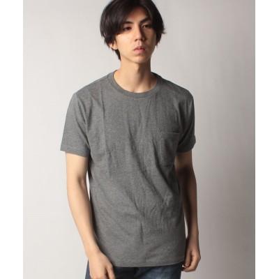 【リーバイス アウトレット】 ポケットTシャツ QUIET SHADE HEATHER メンズ グレー XL LEVI'S OUTLET