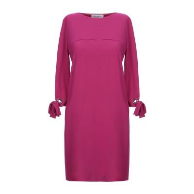 ANNA RACHELE ミニワンピース&ドレス ライトパープル 44 レーヨン 80% / ナイロン 14% / ポリウレタン 6% ミニワンピー