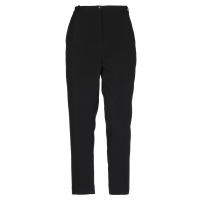 NINE:INTHE:MORNING パンツ ブラック 31 ポリエステル 80% / レーヨン 14% / ポリウレタン 6% パンツ