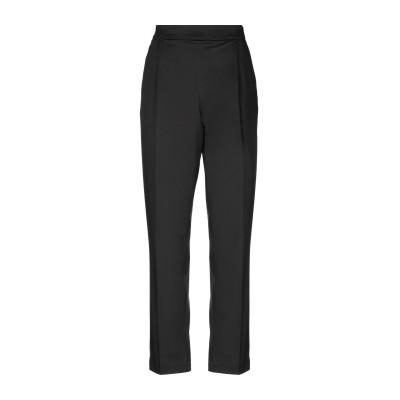 リビアナ コンティ LIVIANA CONTI パンツ ブラック 44 コットン 98% / ポリウレタン 2% パンツ