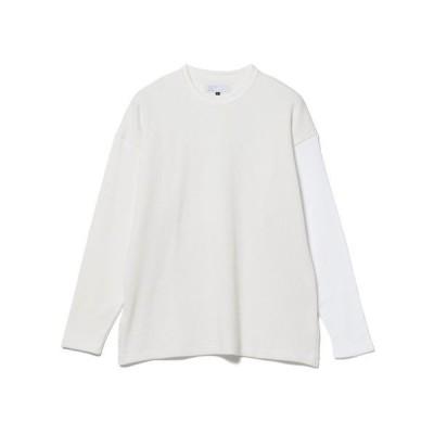 tシャツ Tシャツ ◎IG / クレイジー サーマルカットソー