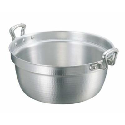 キング アルミ 打出 料理鍋(目盛付)24cm    [0029-08]