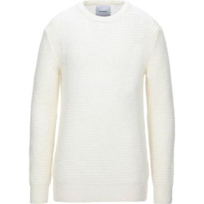 オフィチーナ トレンタ セイ OFFICINA 36 メンズ ニット・セーター トップス sweater Ivory