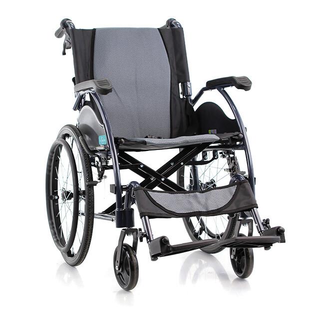 i care 艾品輔具ic-200 輕量收折型照護輪椅