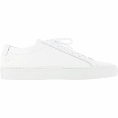 コモン プロジェクト Common Projects レディース スニーカー シューズ・靴 Original Achilles Sneakers White