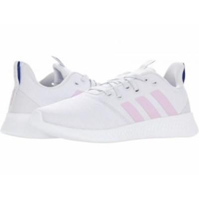 adidas Running アディダス レディース 女性用 シューズ 靴 スニーカー 運動靴 Puremotion Dark Grey/Lilac/Team Royal Blue【送料無料】