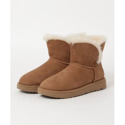 ABAHOUSE PICHE / ★Classic Cuff Mini WOMEN シューズ > ブーツ
