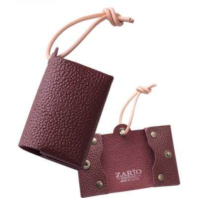 KAZZU / [ZARIO-grandee-/ザリオ-グランデ-] ティッシュカバー 本革 日本製 ZAG-206T MEN 財布/小物 > その他小物