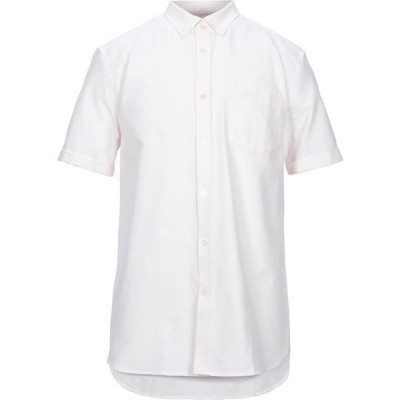 ライル アンド スコット LYLE & SCOTT メンズ シャツ トップス Solid Color Shirt Light pink